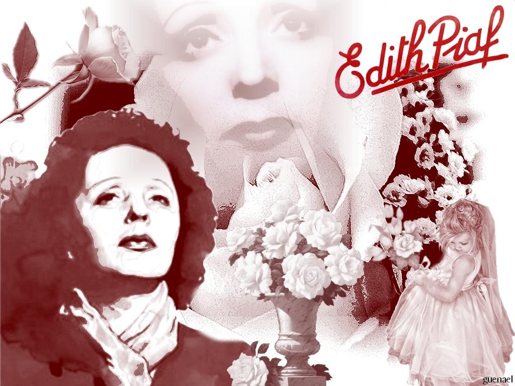 Edith Piaf By Guen 2008 Oct