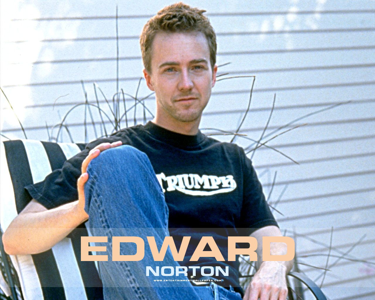 Edward Norton by JaCkY506