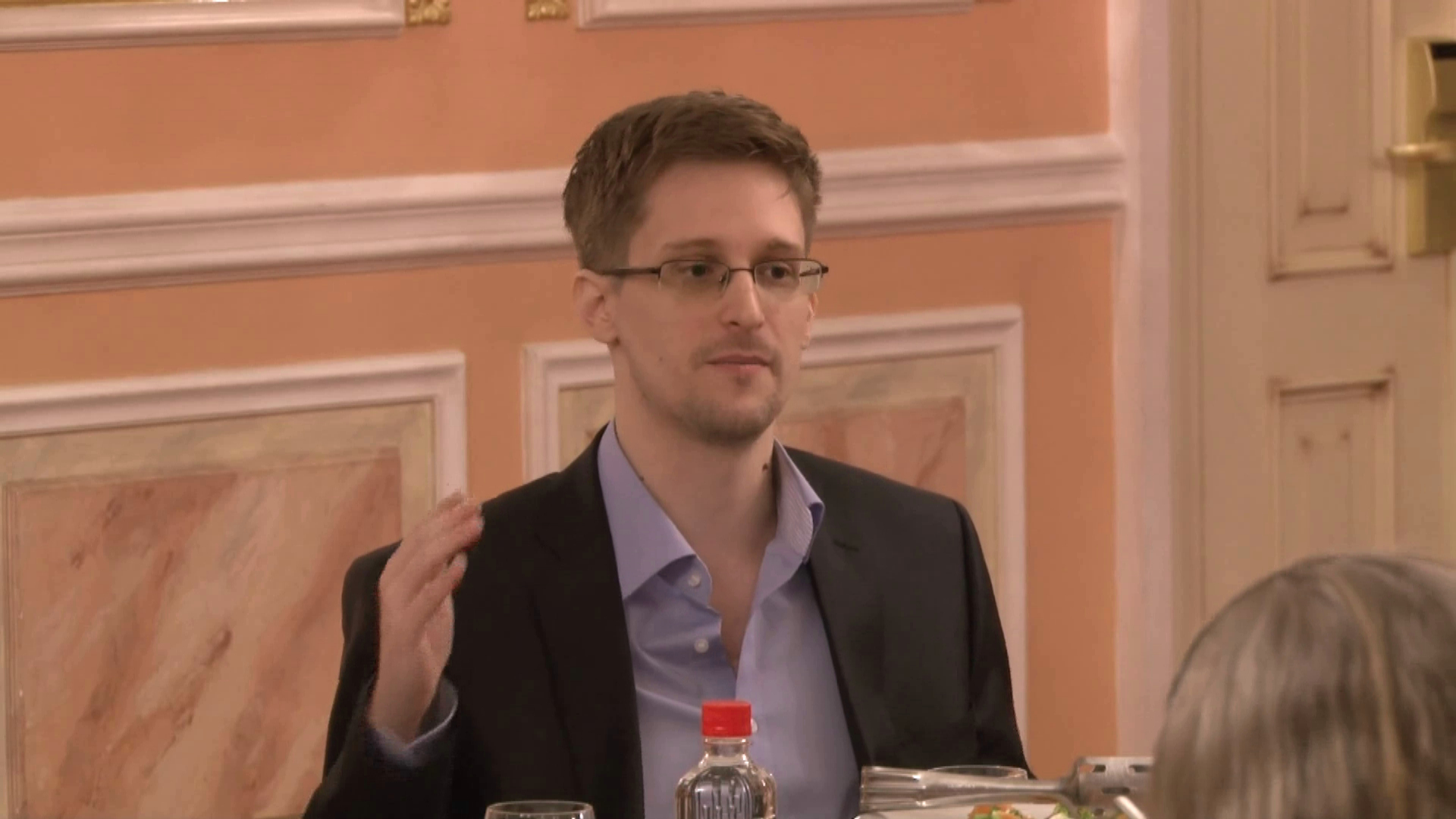 Snowden Reveals NSA Intervention In Syria, Hacking Program Compelled Him To Leak Documents | TechCrunch