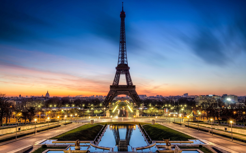 Eiffel tower paris hd