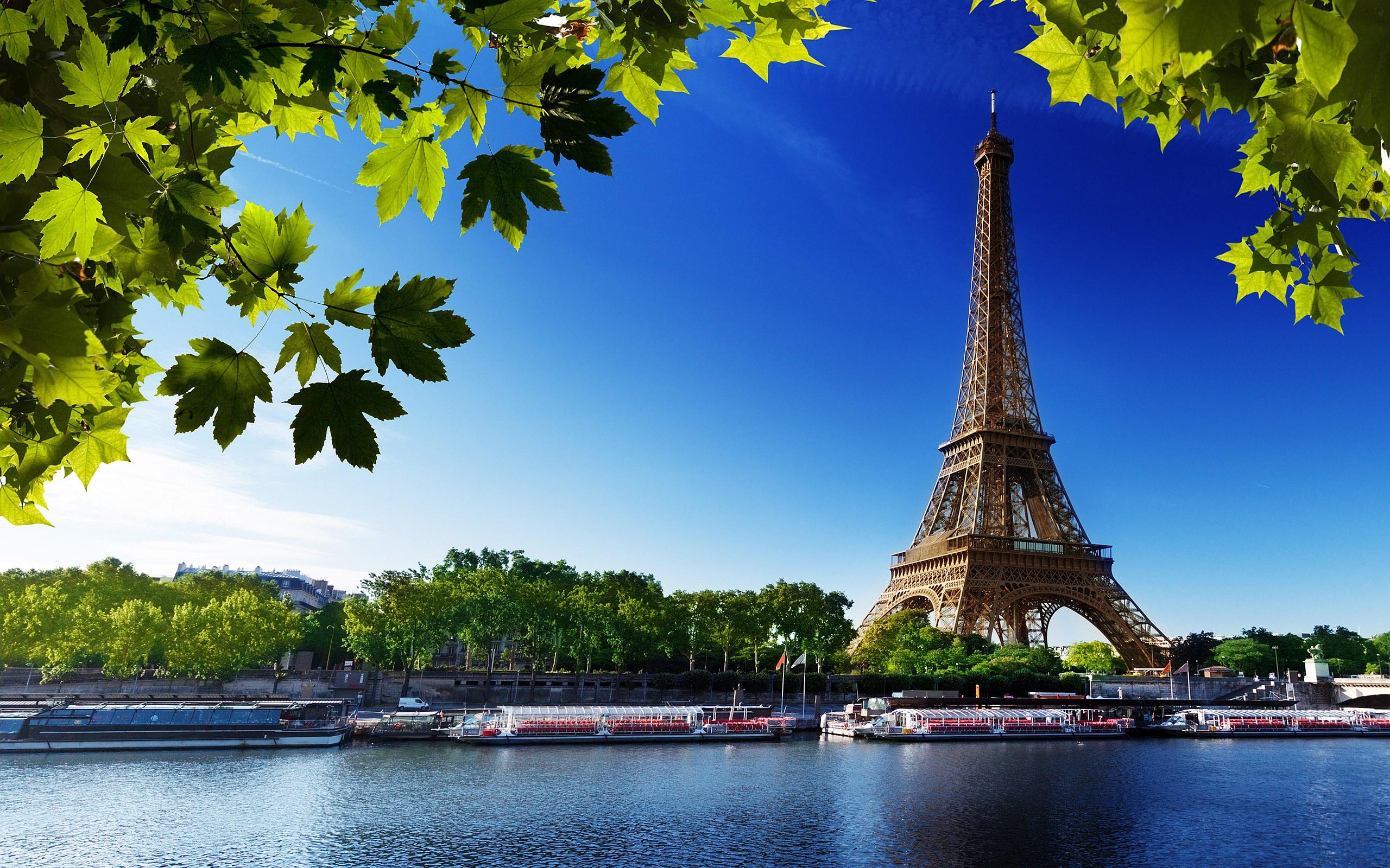 Eiffel Tower Summer