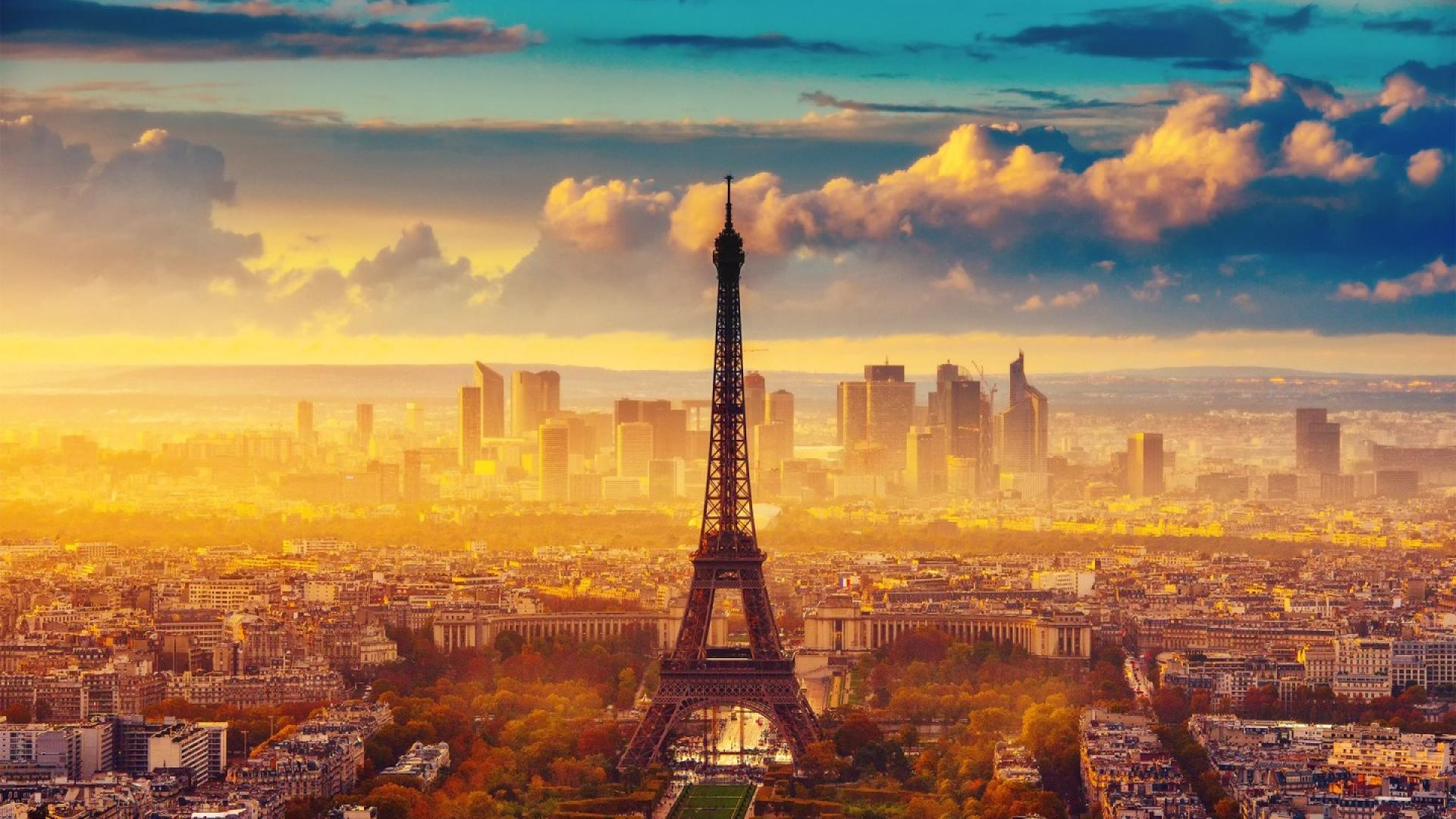 ... Eiffel Tower Wallpaper HD