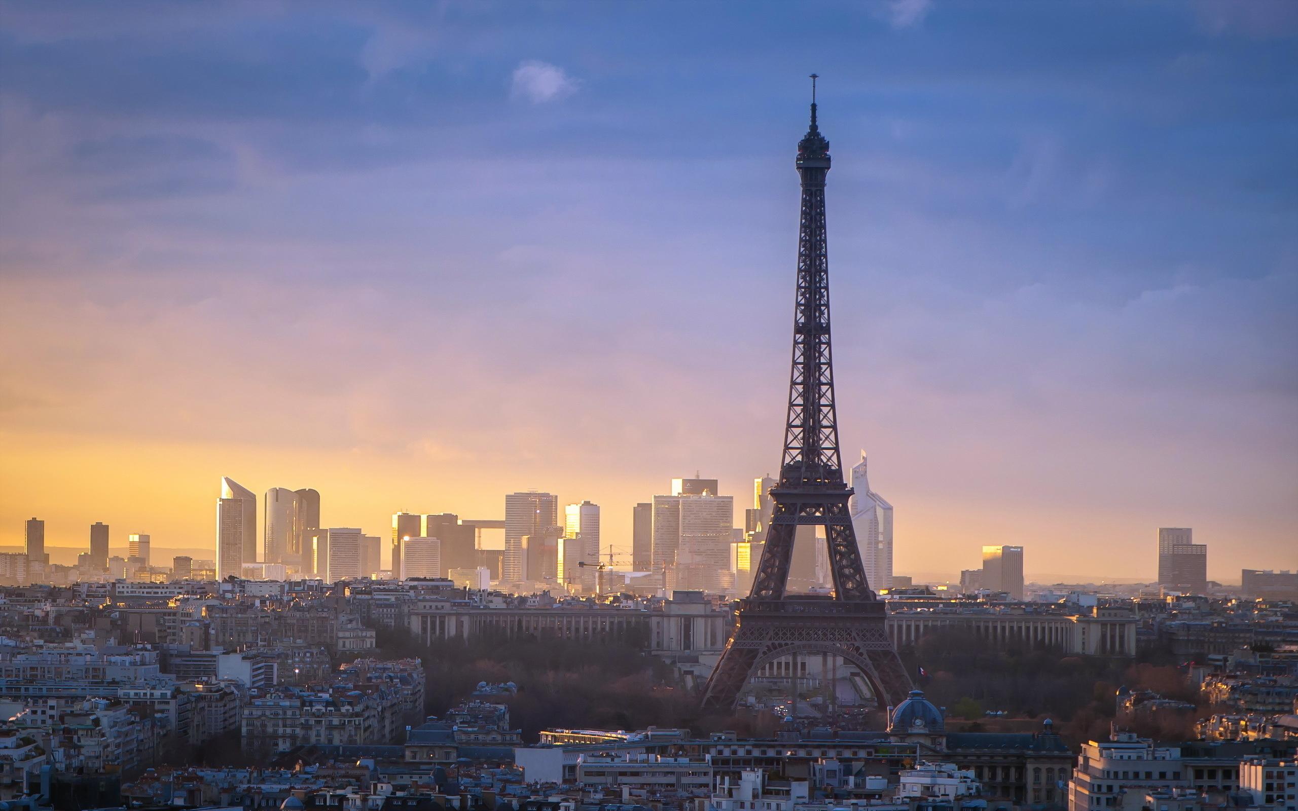 HD Wallpaper | Background ID:398120. 2560x1600 Man Made Eiffel Tower