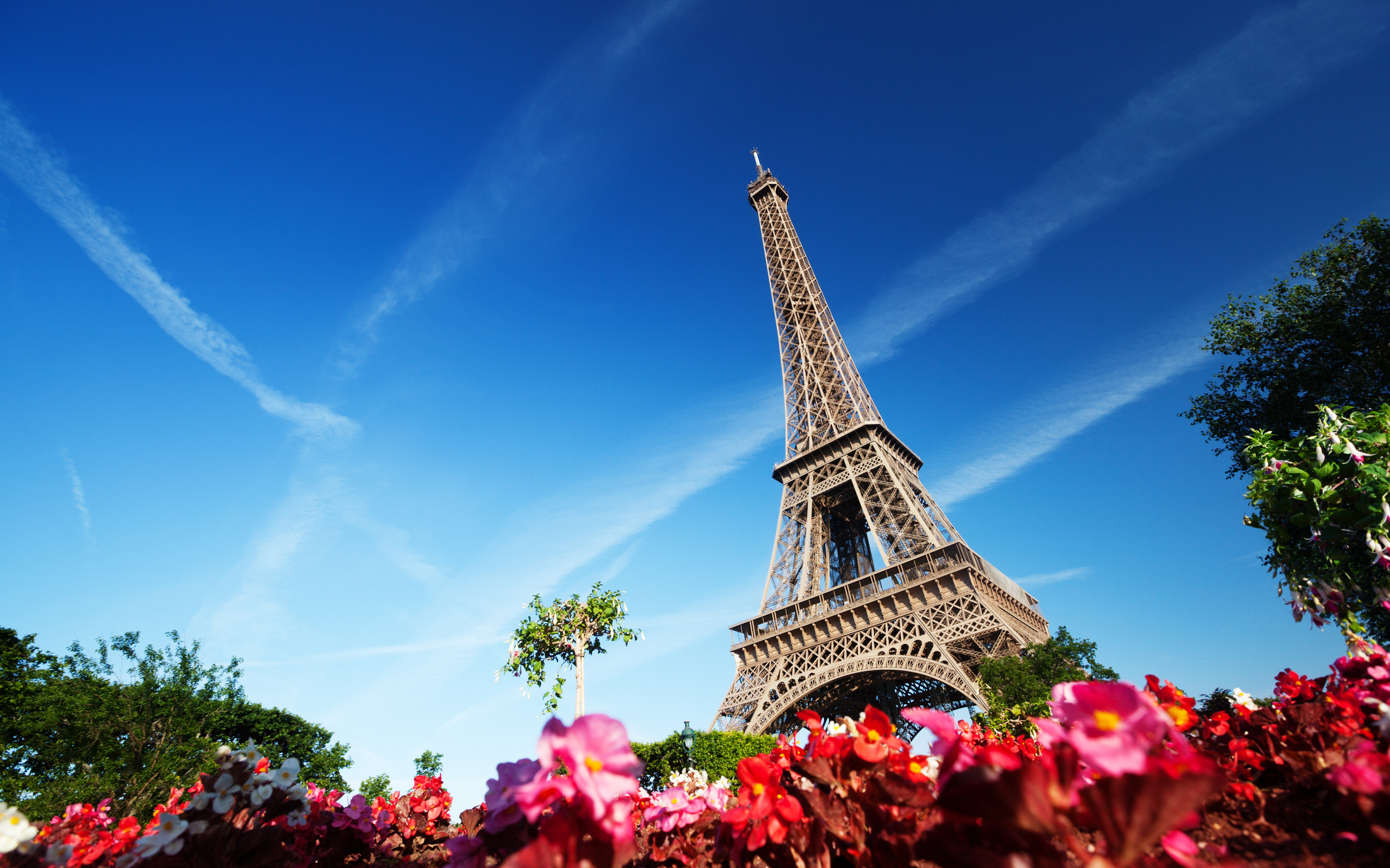 HD Wallpaper | Background ID:330104. 2560x1600 Man Made Eiffel Tower