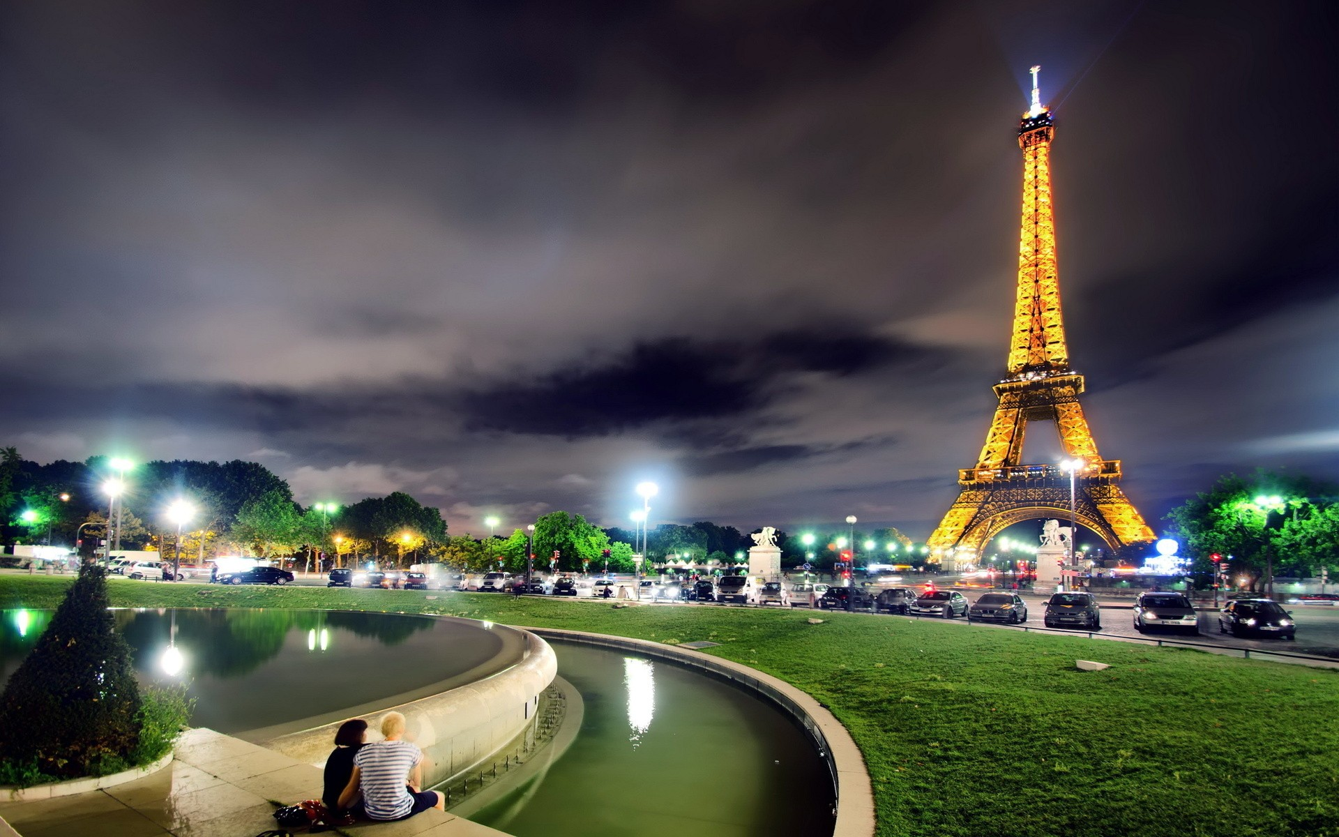 Eiffel Tower Wallpaper ...