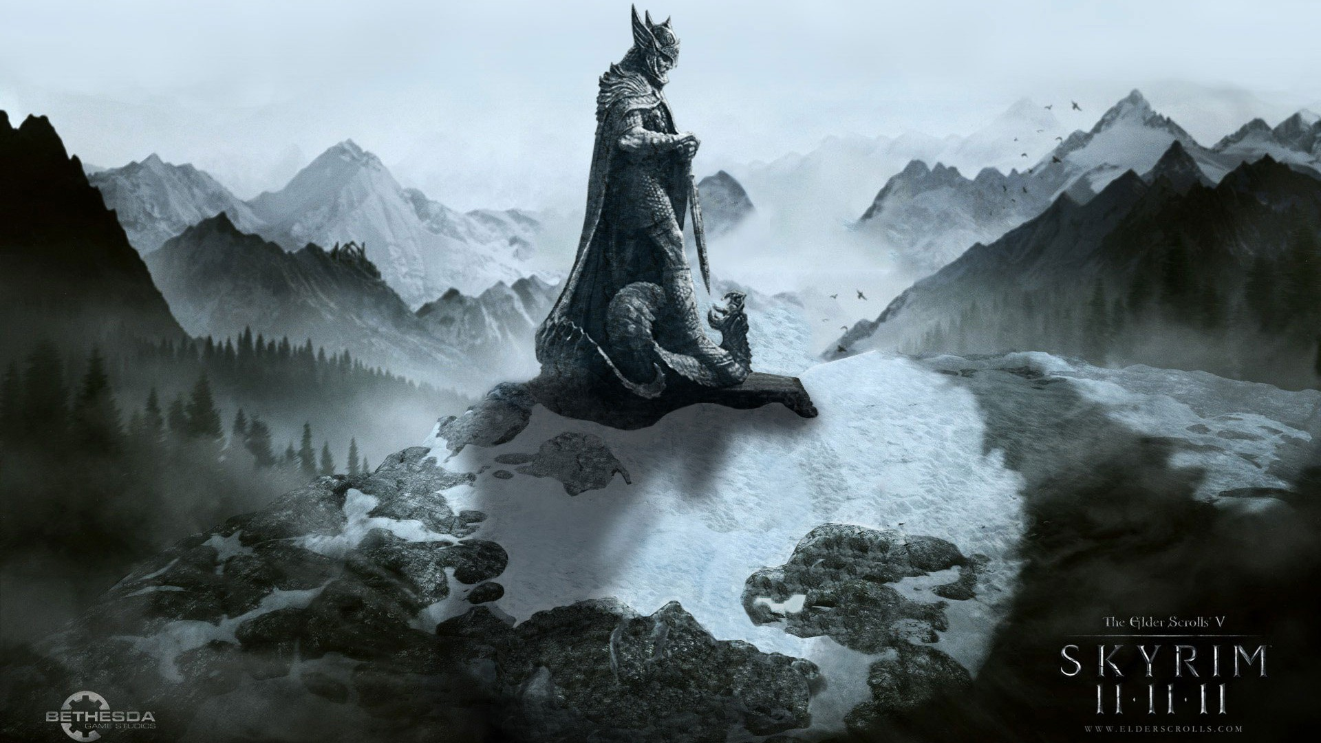 Elder Scrolls HD Wallpaper 1920x1080