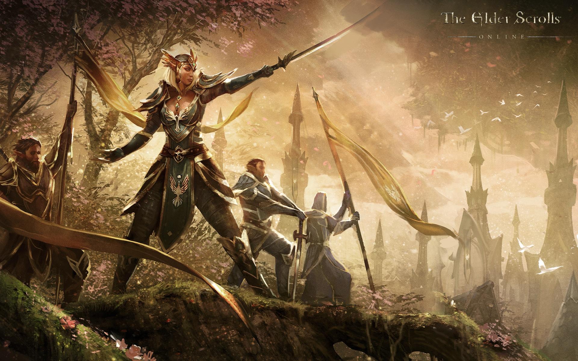 The Elder Scroll Online Res: 1920x1200 / Size:1193kb. Views: 55892