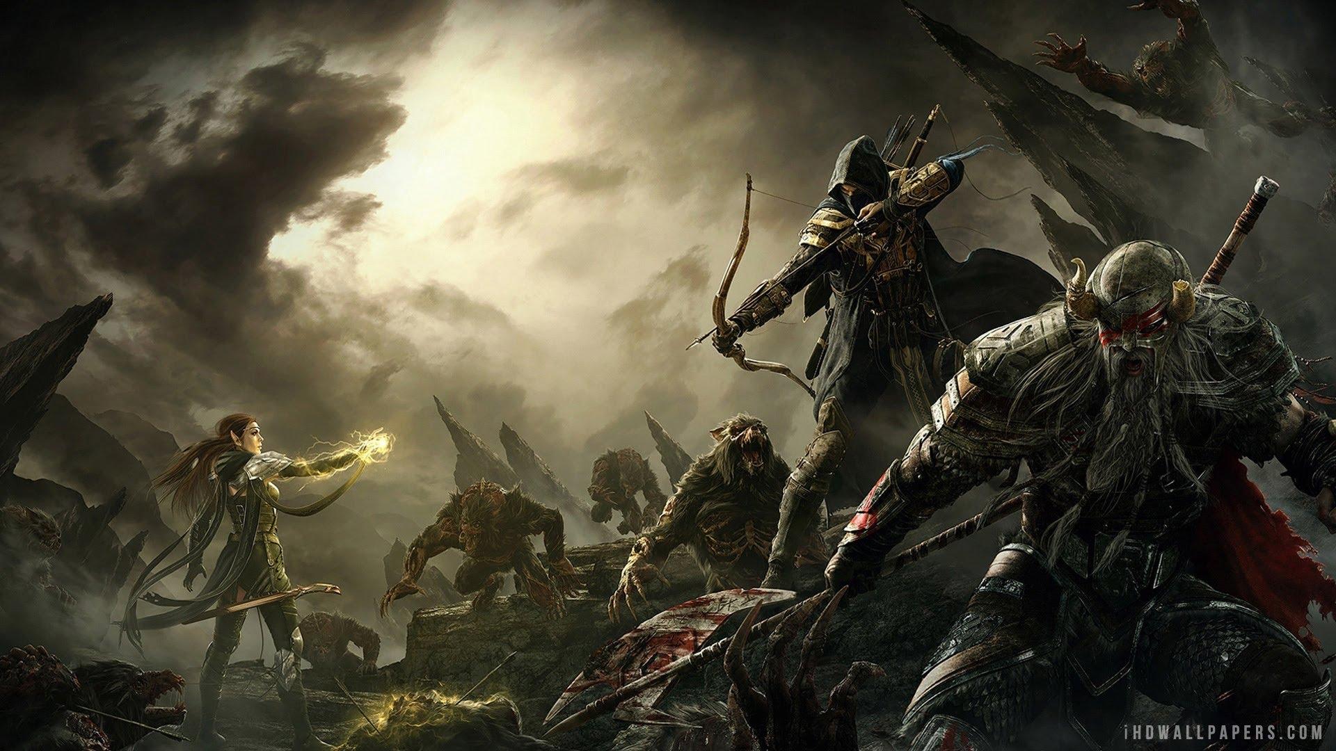Elder Scrolls HD