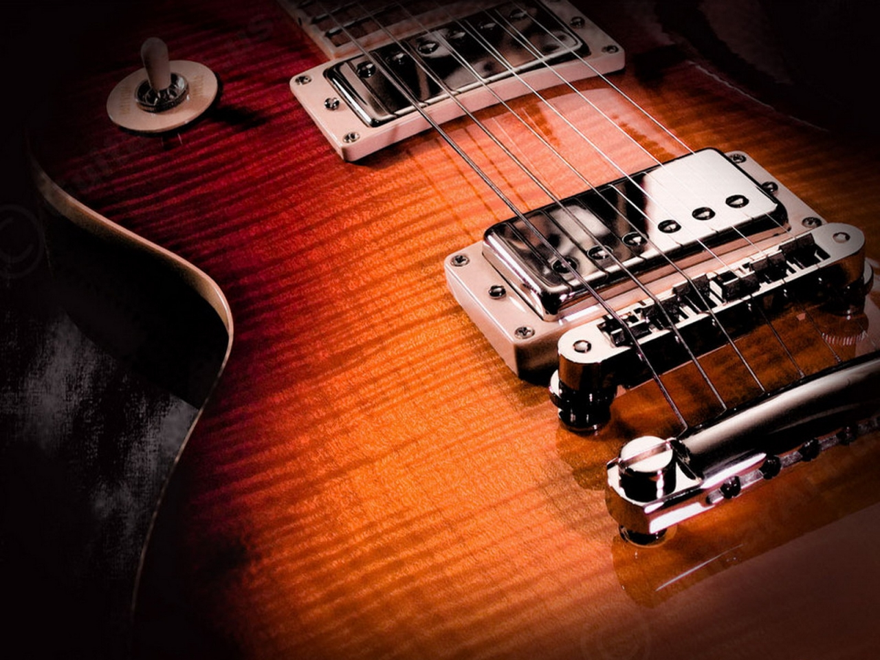 ... Electric Guitar Wallpaper · Electric Guitar Wallpaper