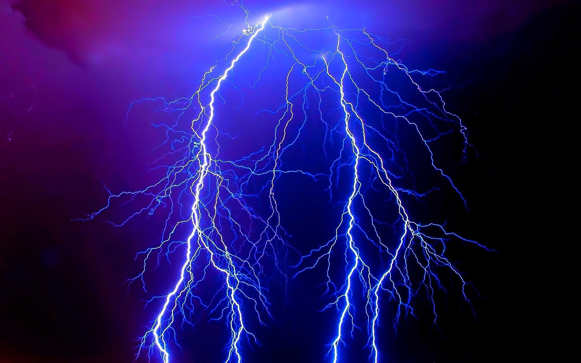 Lightning Electricity Wallpaper Series