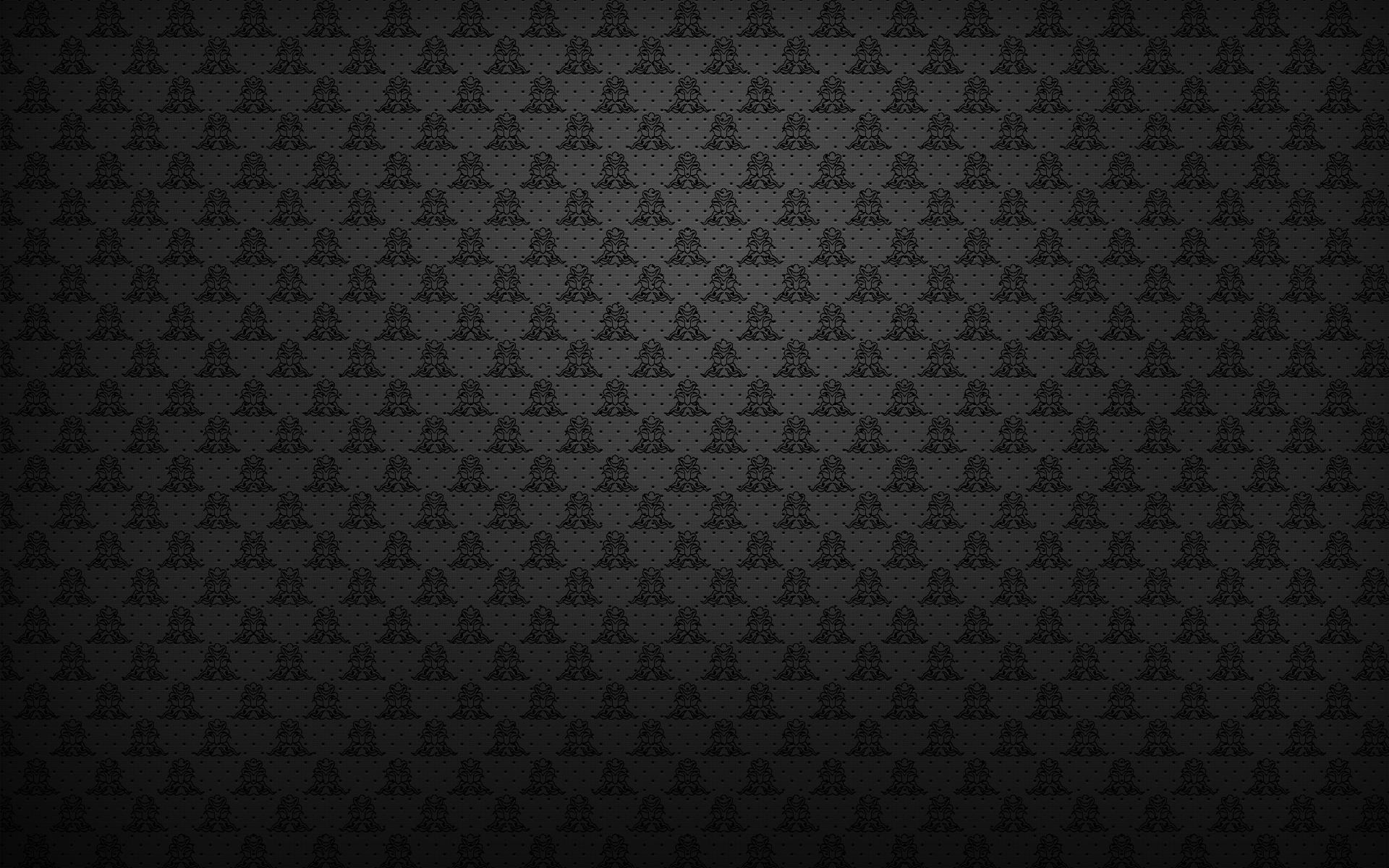 ... Black Elegant Wallpaper ...