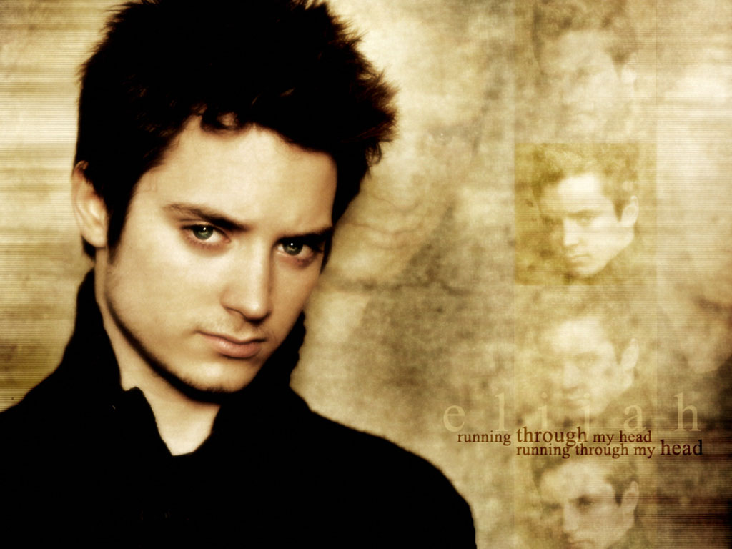 Elijah Wood Desktop Wallpaper