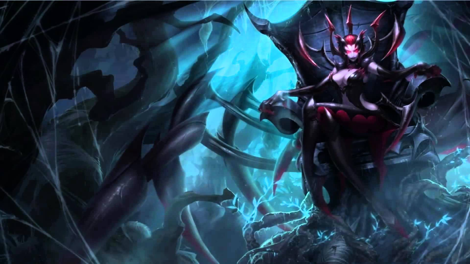 Elise (Harrowing 2012) League Of Legends Login Screen With Music