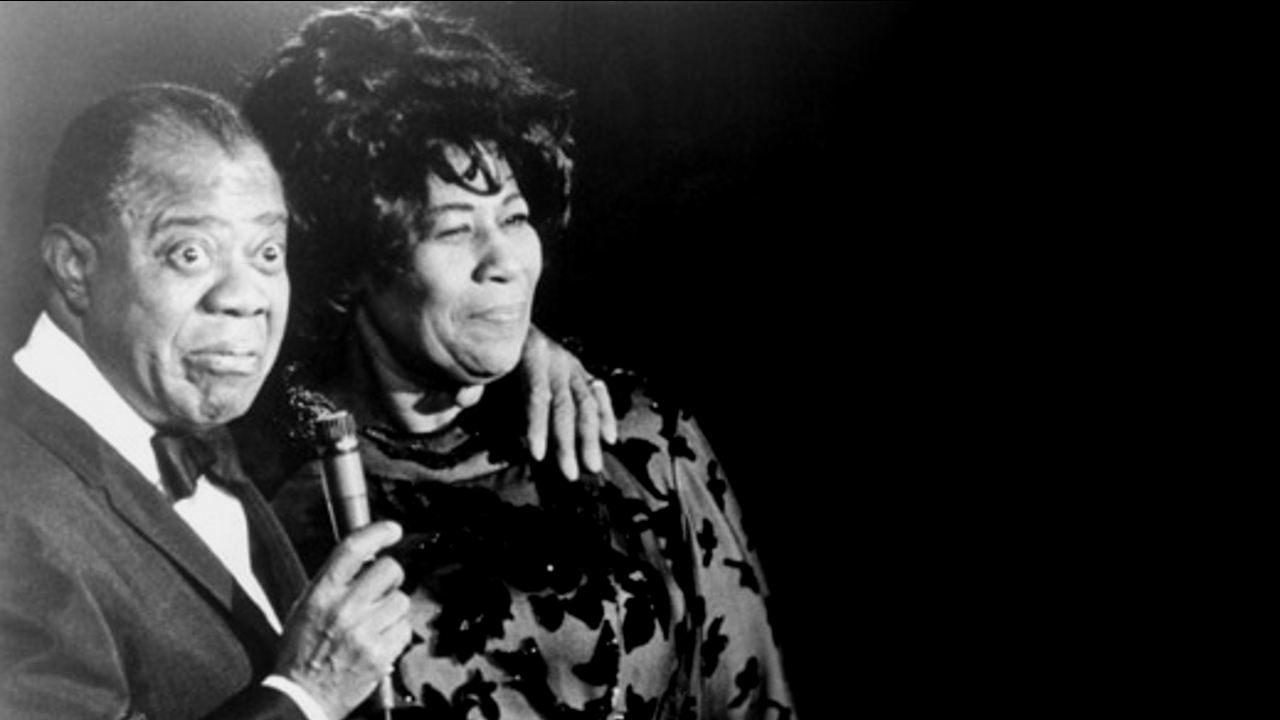 Direct Link: Ella Fitzgerald & Louis Armstrong
