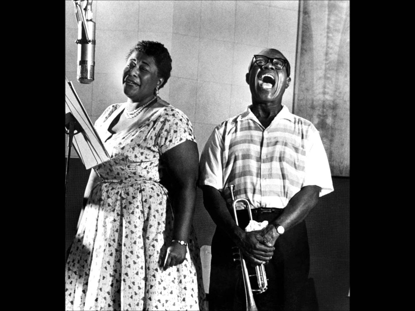 Isn't This A Lovely Day - Ella Fitzgerald & Louis Armstrong