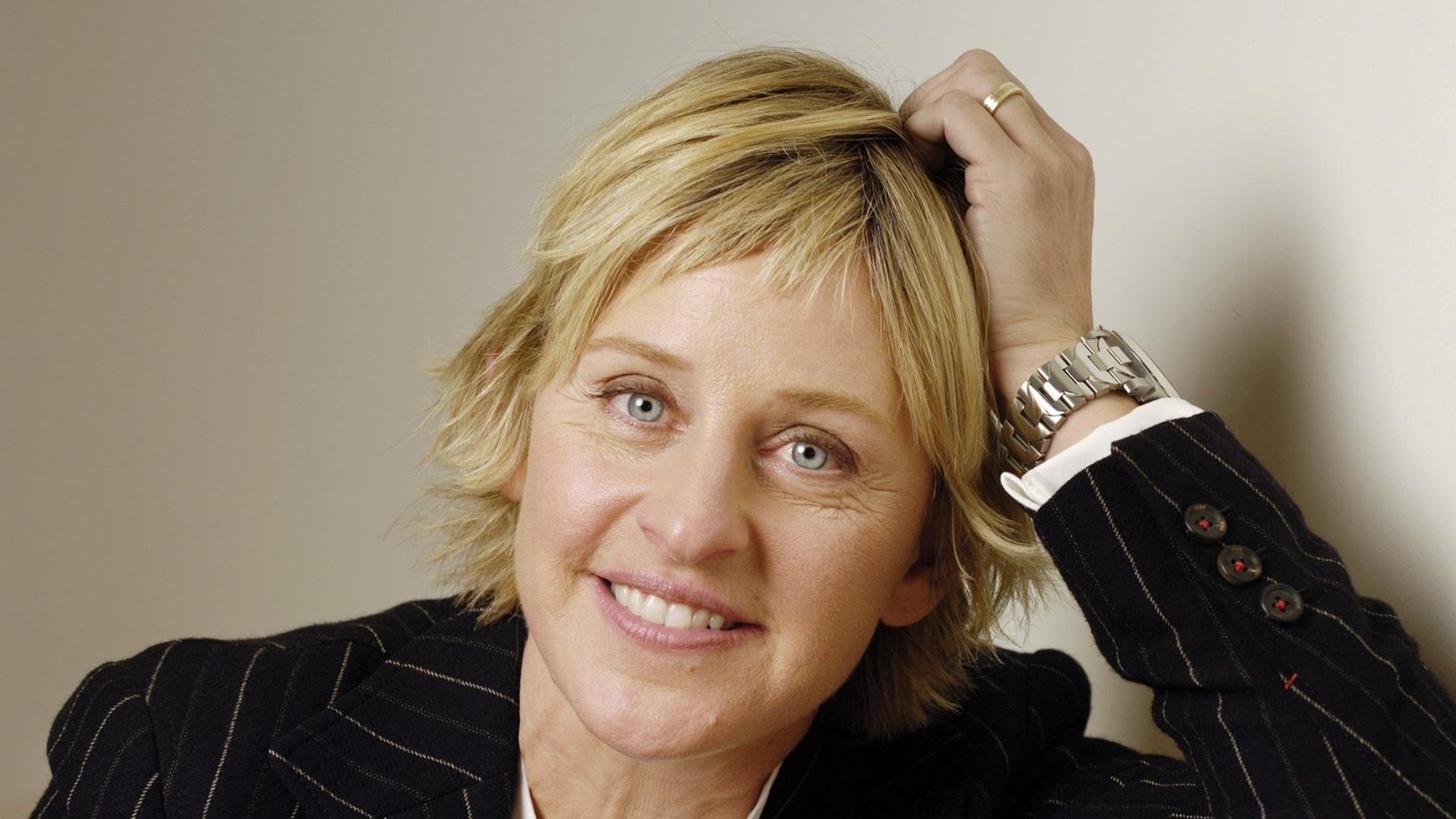 Ellen DeGeneres 2014
