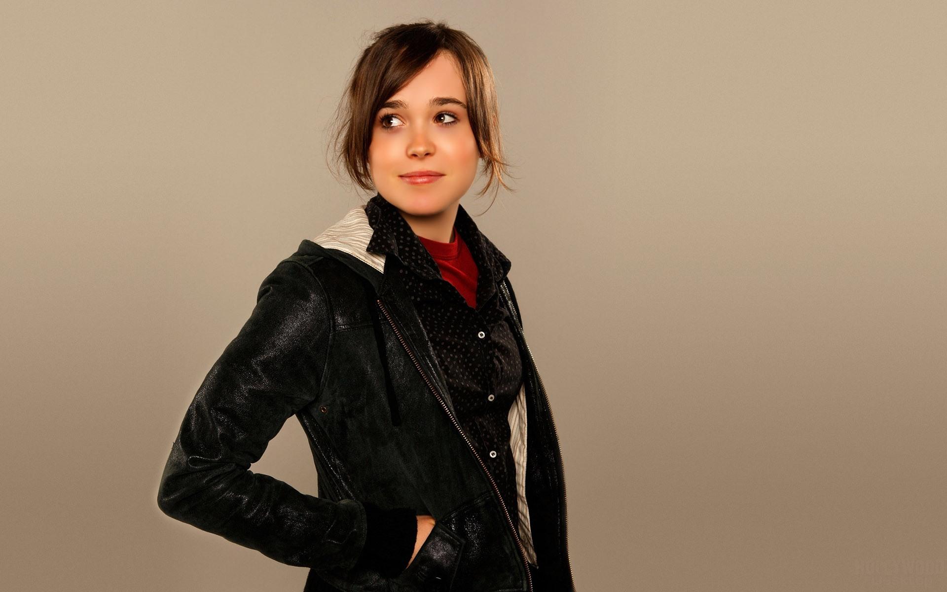 Ellen Page Wallpaper-7