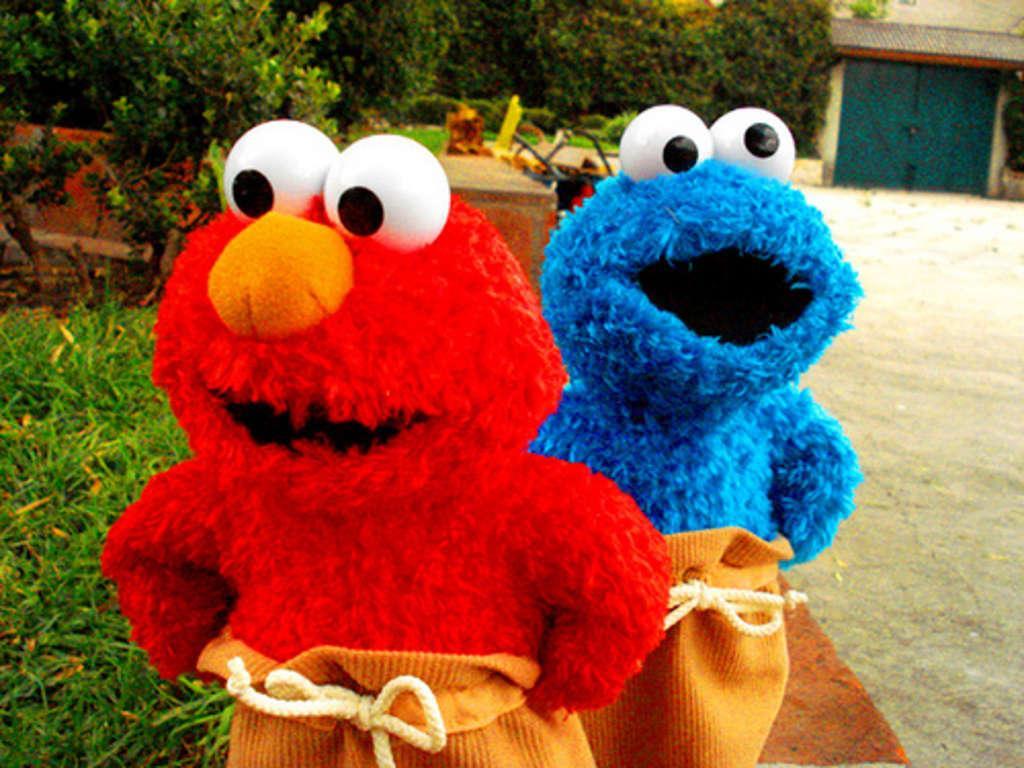 Elmo 6088 Awesome Kids
