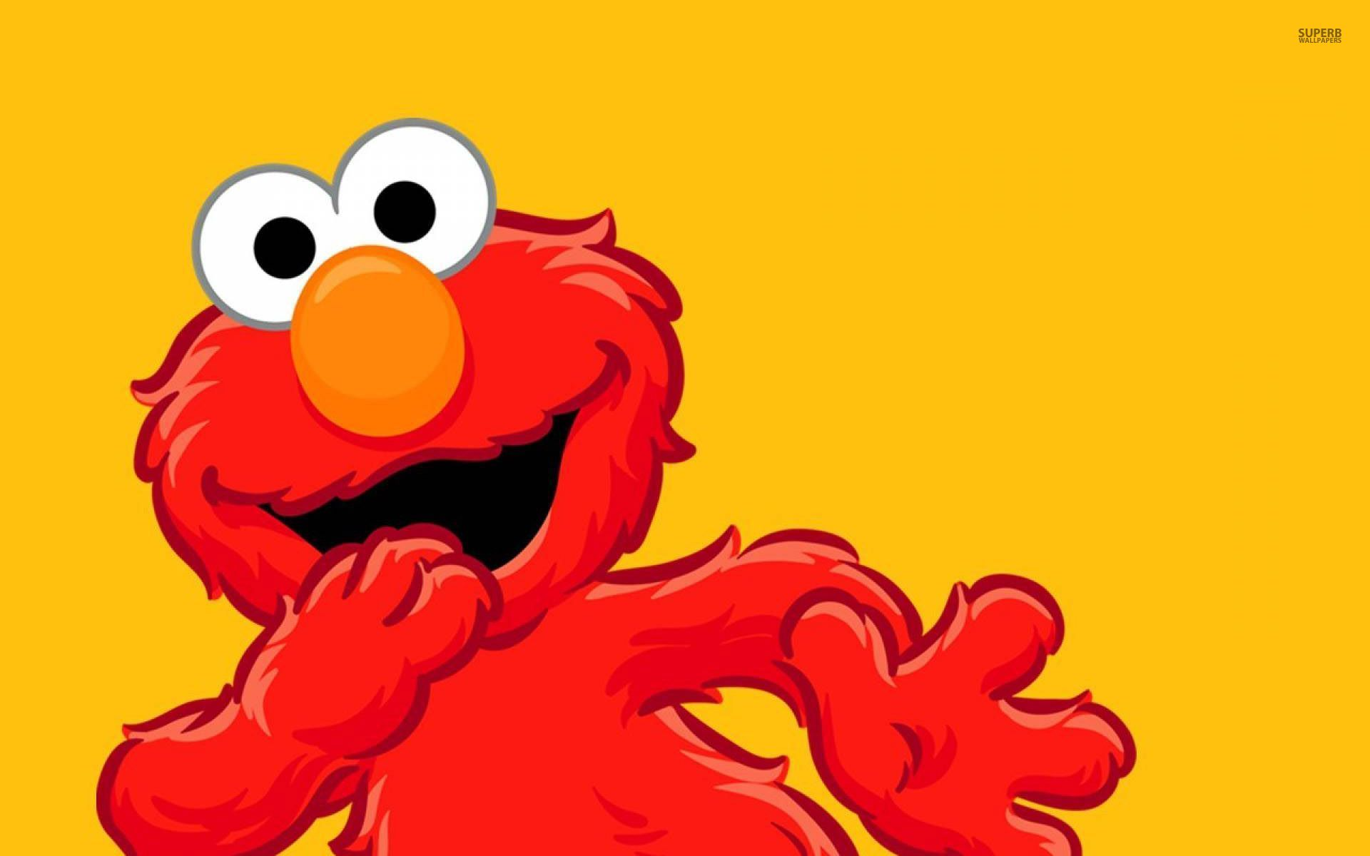Elmo Wallpaper