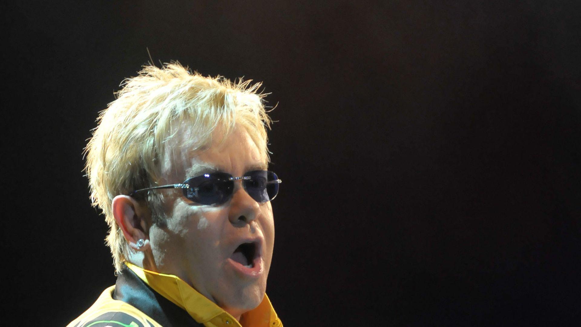 1920x1080 Music Elton John
