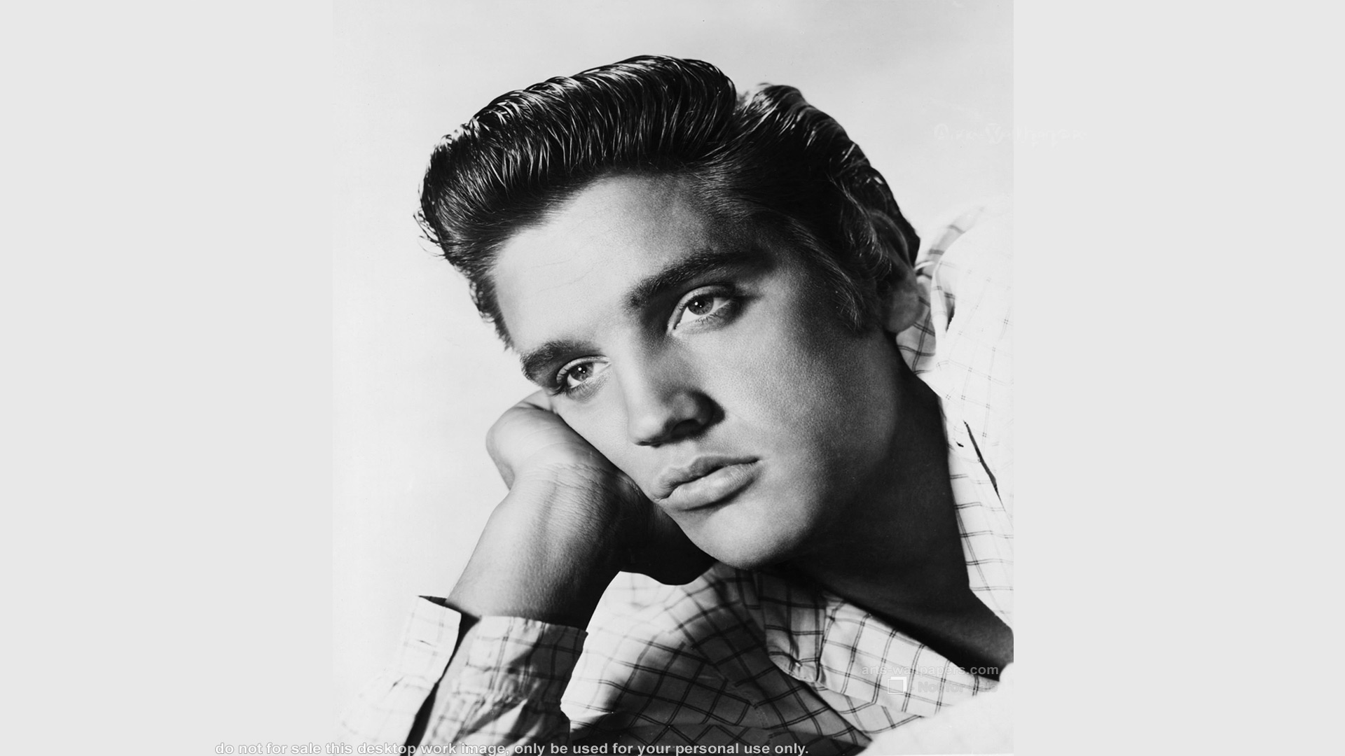 Free Elvis background image