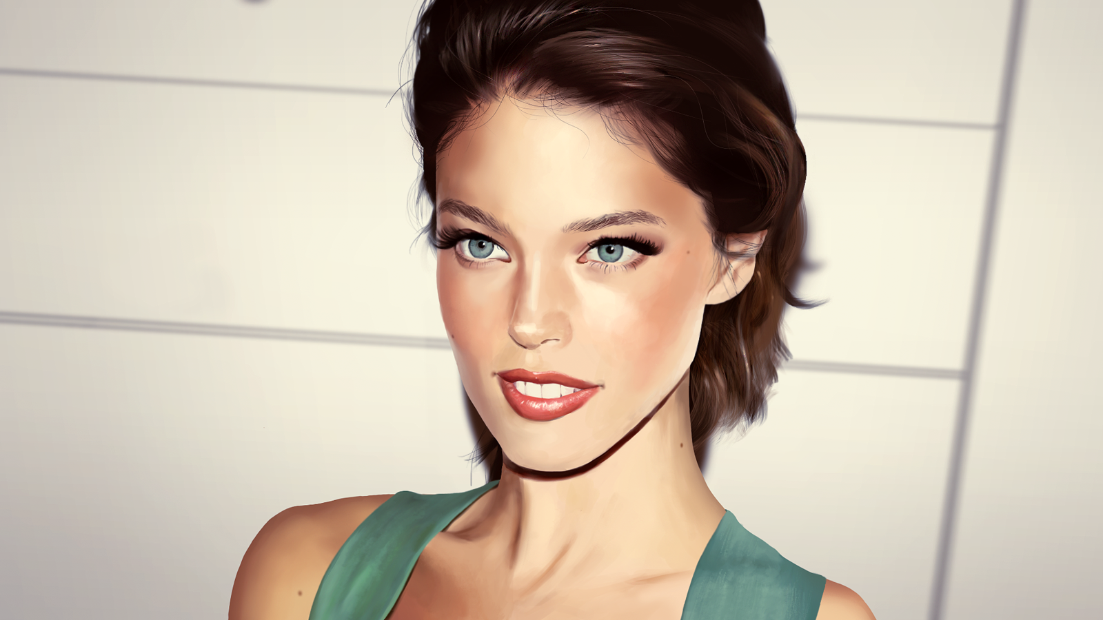 Emily Didonato practice by Poch0010