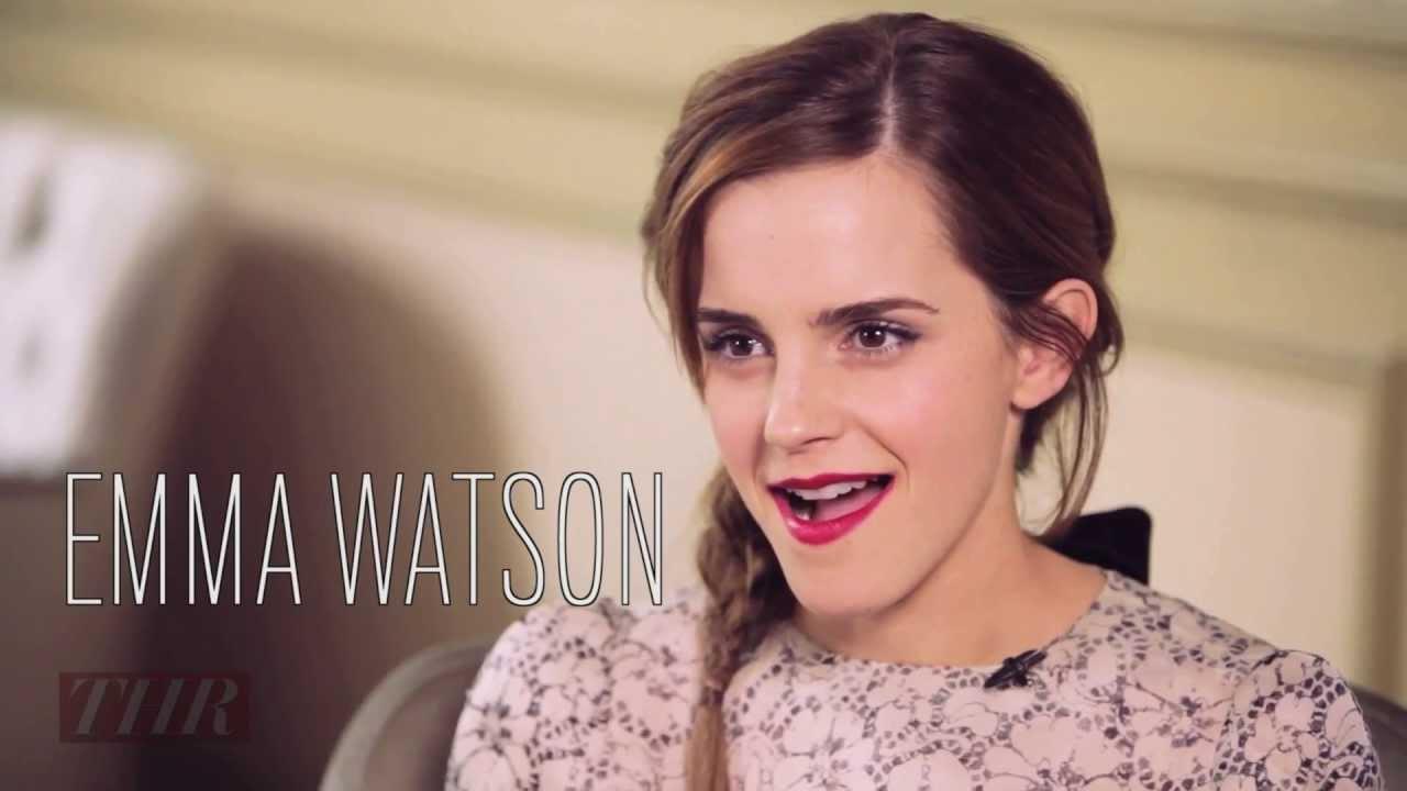Emma Watson: 2013 Cannes Interview (via THR)