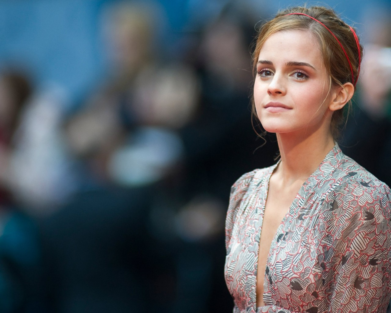 Emma Watson evening