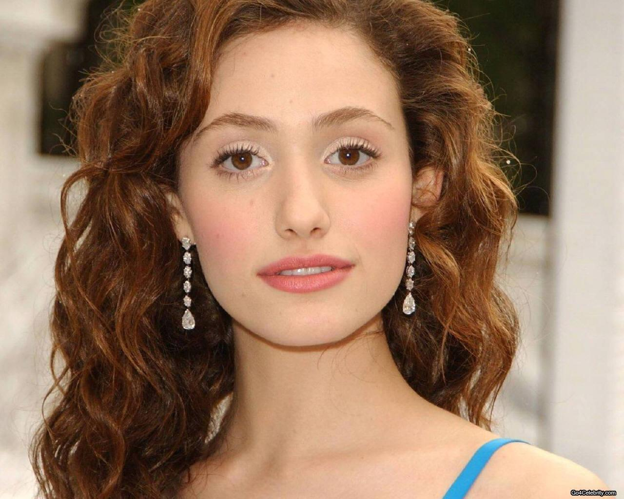 Emmy wallpaper - emmy-rossum Wallpaper