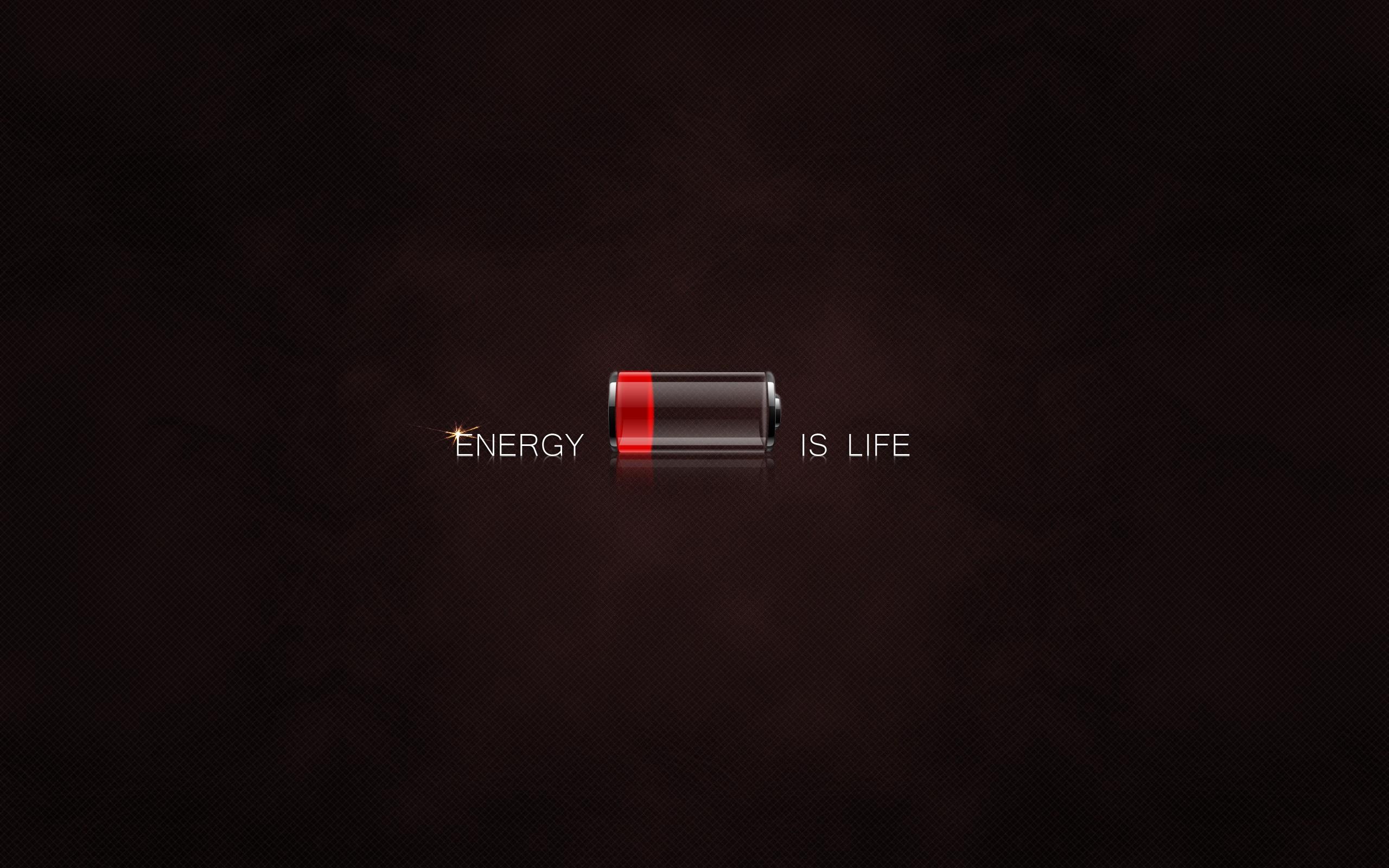 Energy Is Life