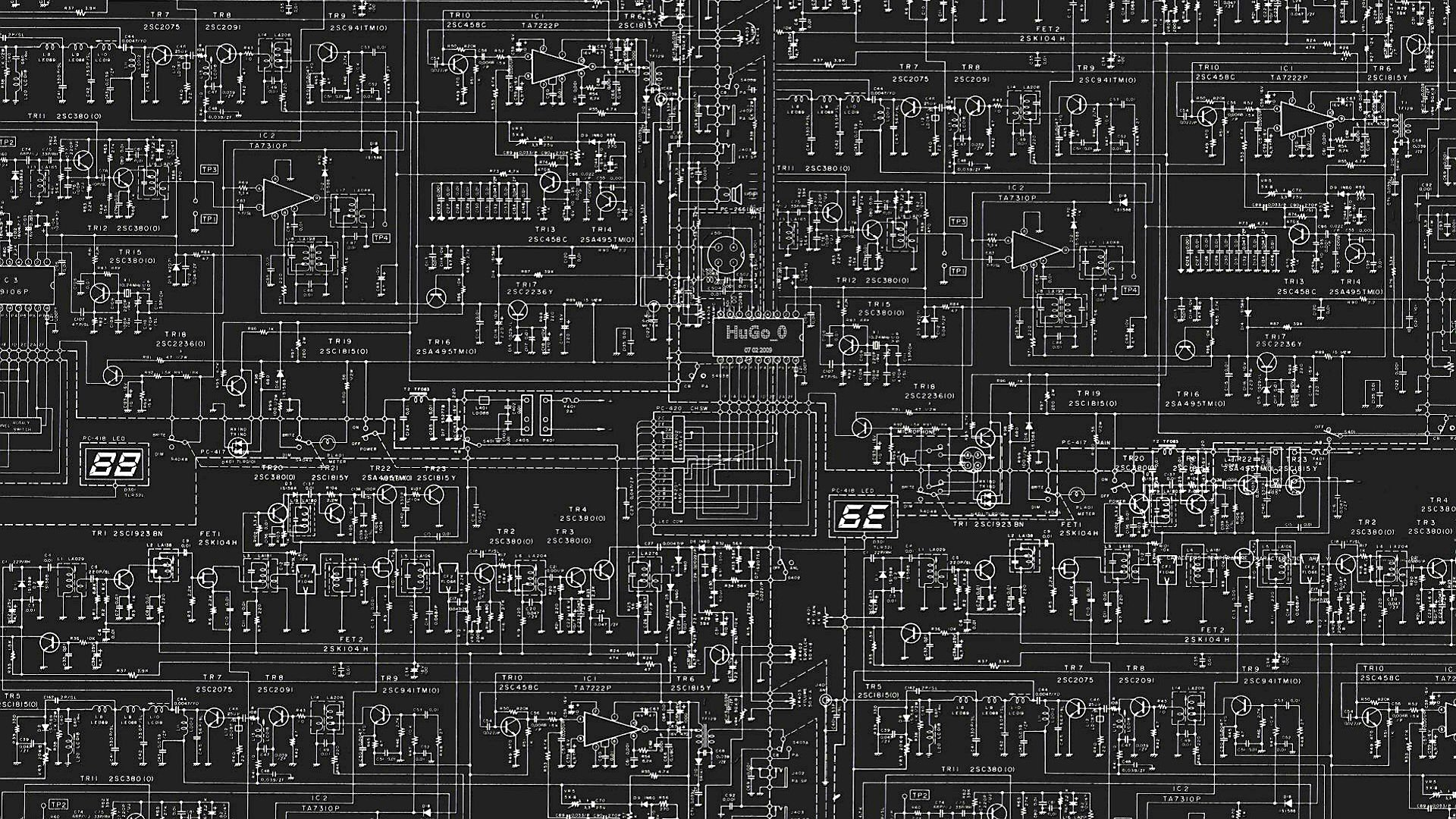 computer engineering science tech wallpaper background