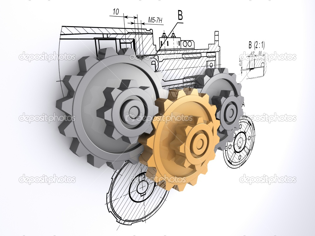 Engineering Wallpaper