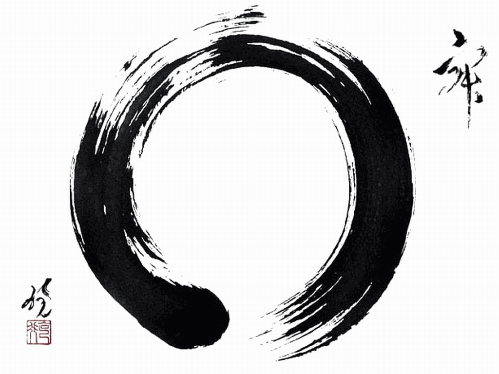 Enso Circle Zen