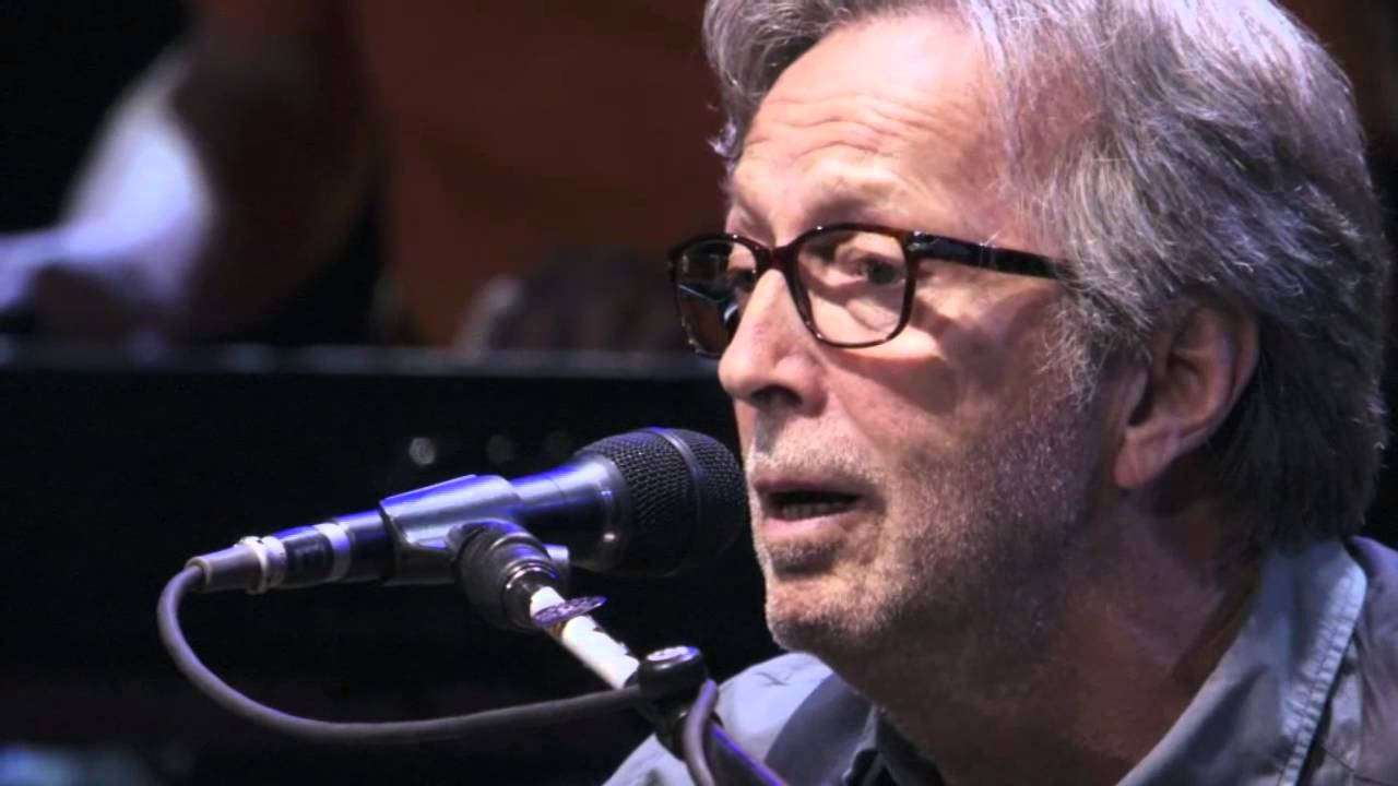 Eric Clapton - Tears in Heaven live Crossroads 2013