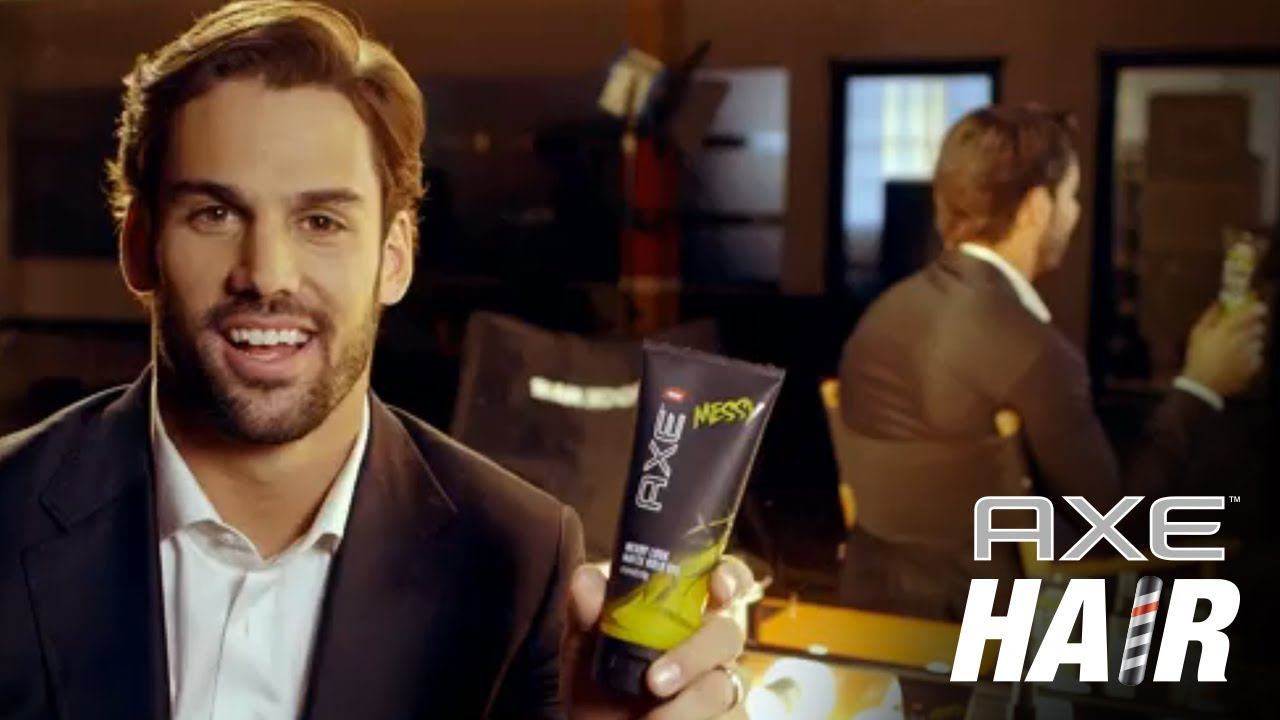 "AXE Hair | ""Hair Transformation"" with Eric Decker"