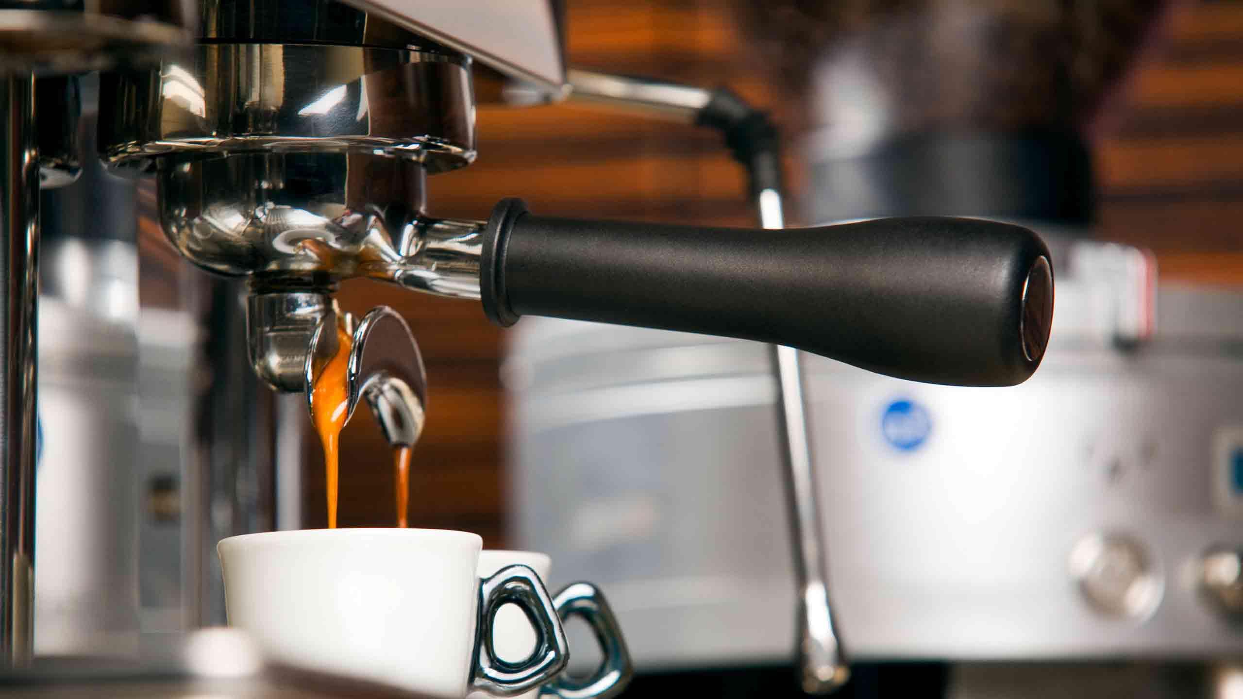 Espresso Wallpaper