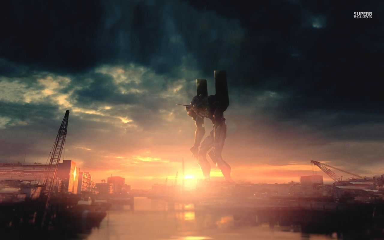 Evangelion 1.11 You Are (Not) Alone wallpaper 1280x800