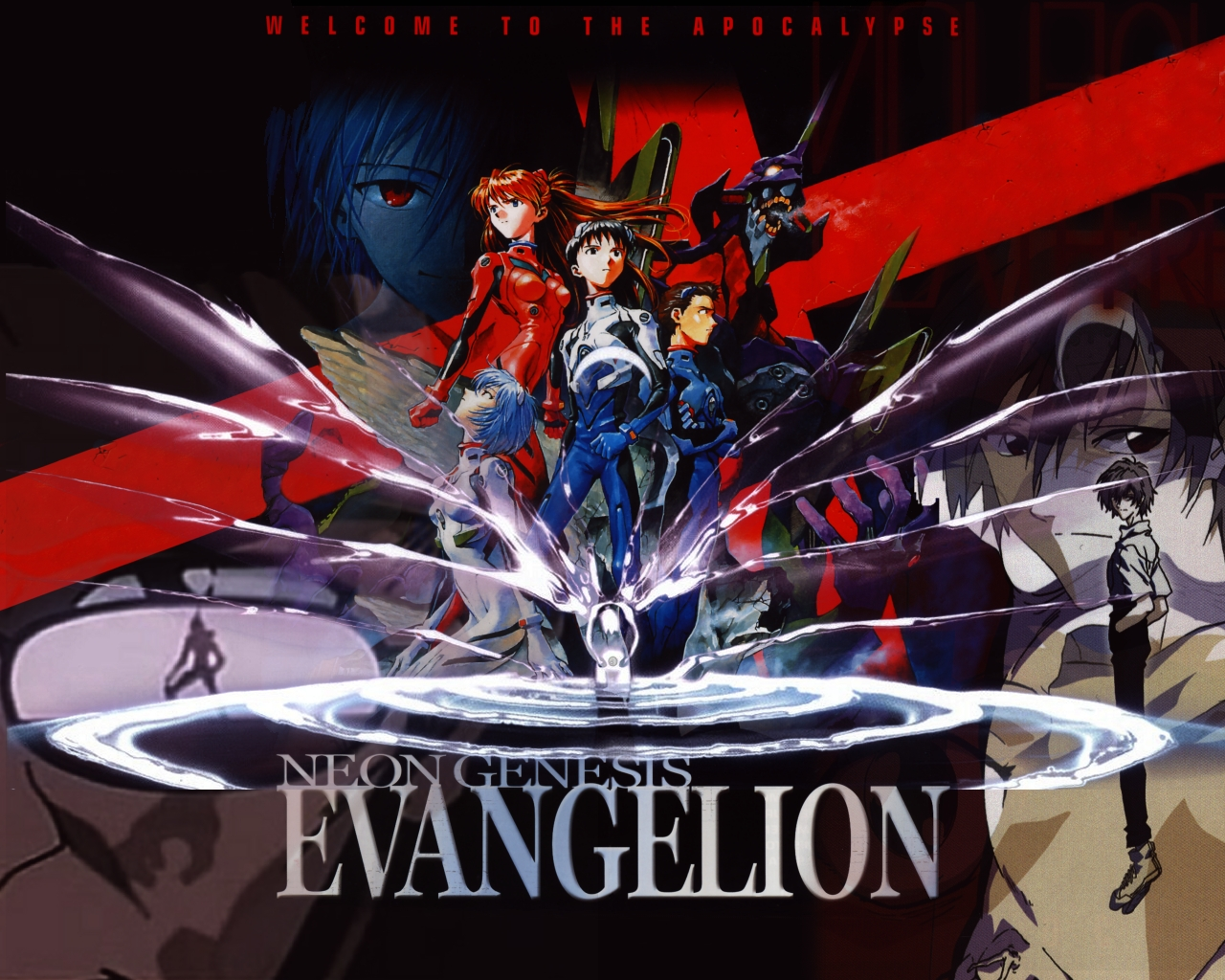 Michael Bay looking to direct a Neon Genesis Evangelion movie?
