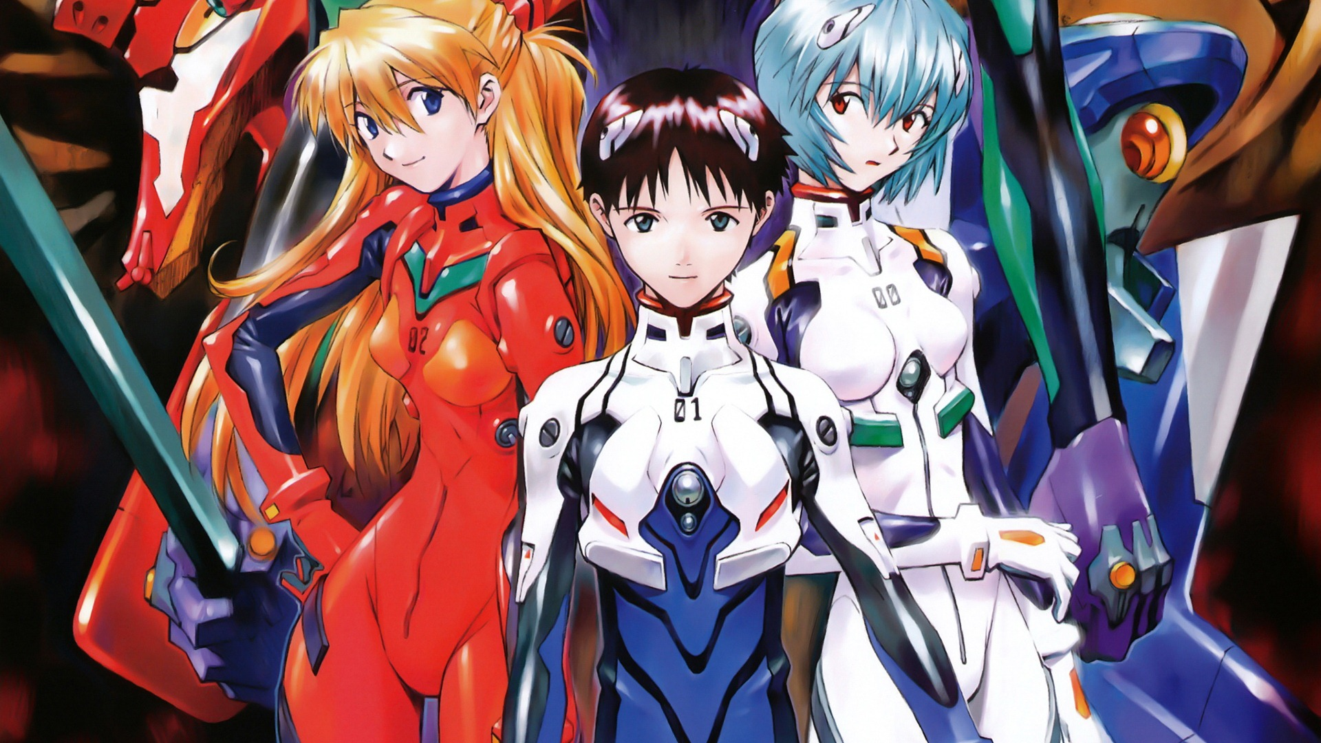 Editor's note (there is no editor…it's just me, but still, it sounds cool): Given the sheer depth of NGE, I've decided to break down my reviews of this ...