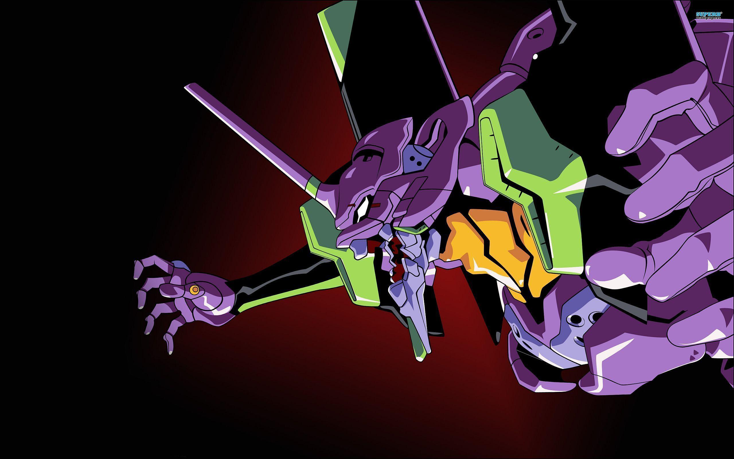 Neon Genesis Evangelion wallpaper 2560x1600 jpg
