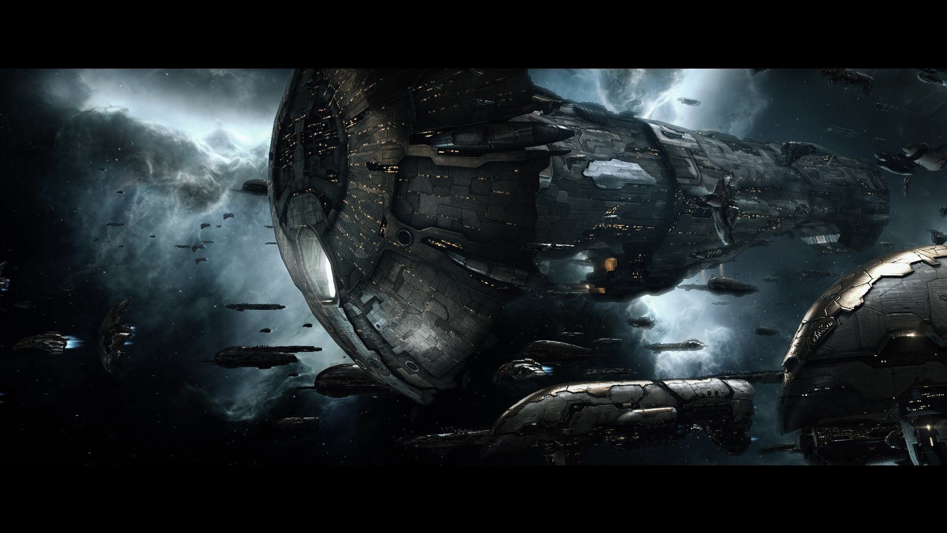 EVE Online: The Prophecy (Fanfest 2014 Trailer) - Duration: 3 minutes, 47 seconds.