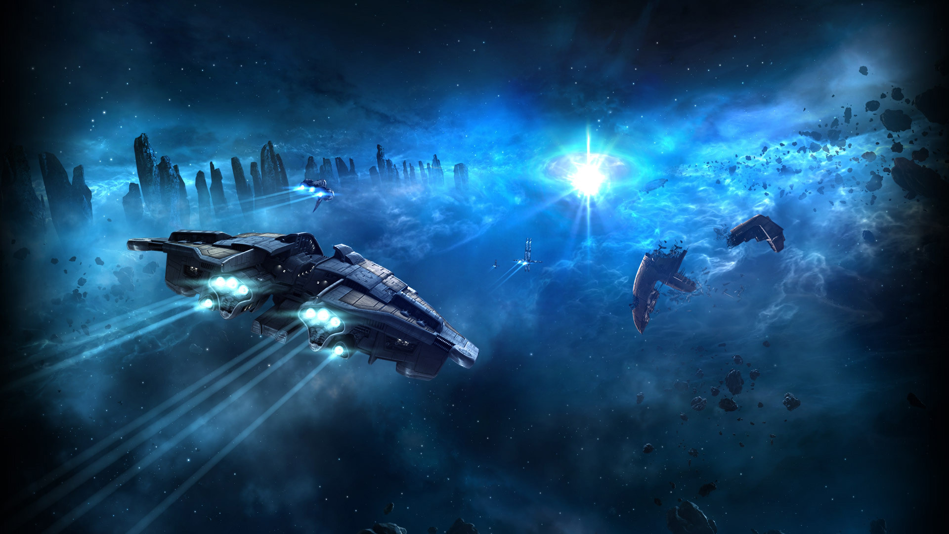 Eve Online Wallpaper 54