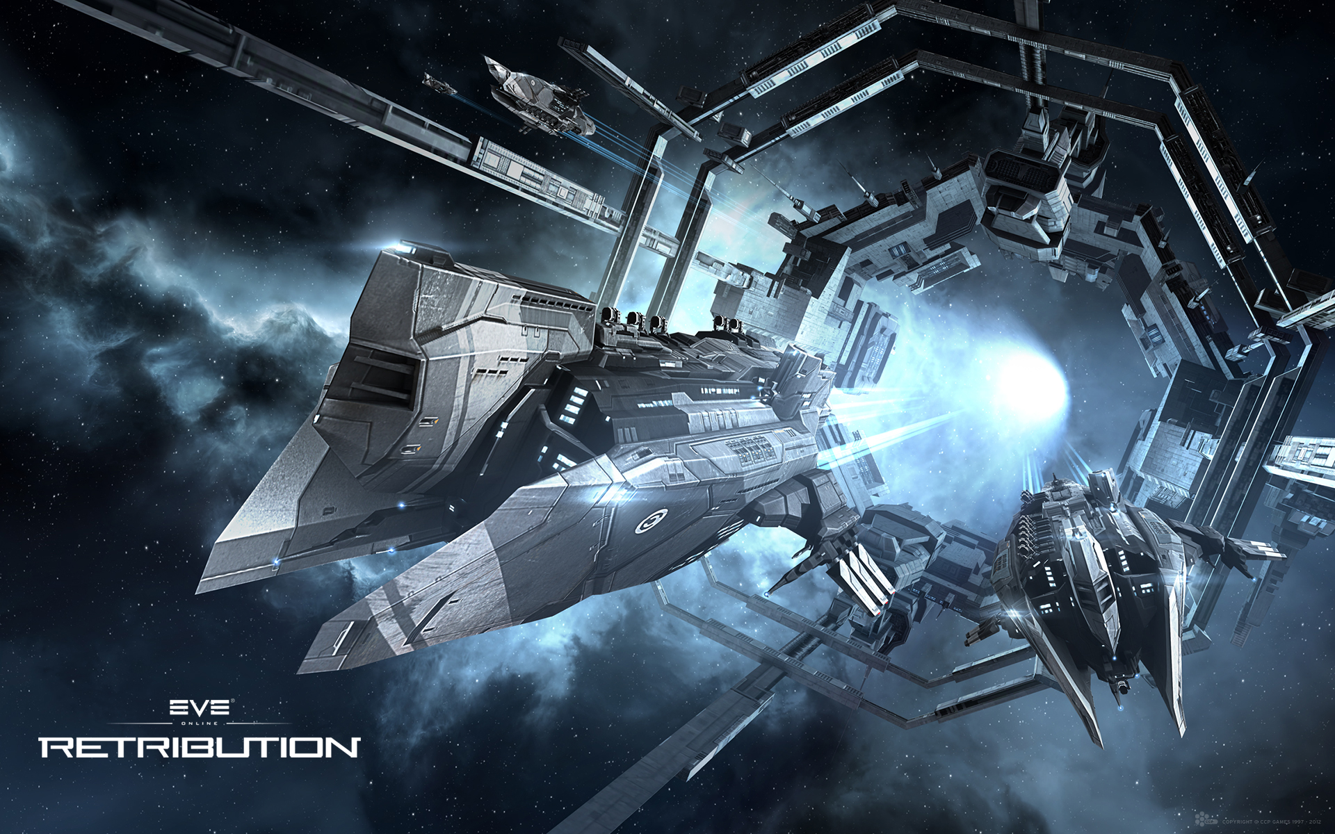HD Wallpaper | Background ID:370275. 1920x1200 Video Game Eve Online: Retribution