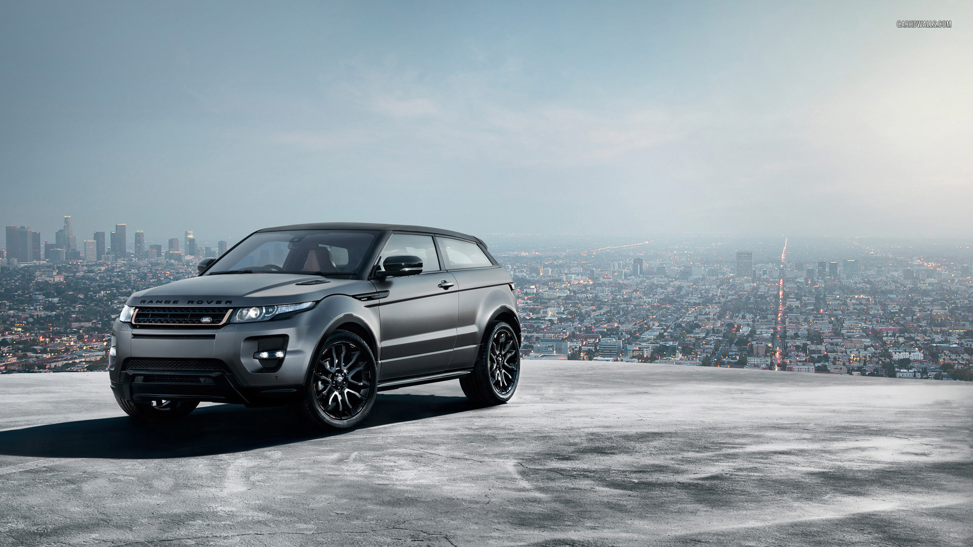 Evoque Wallpaper