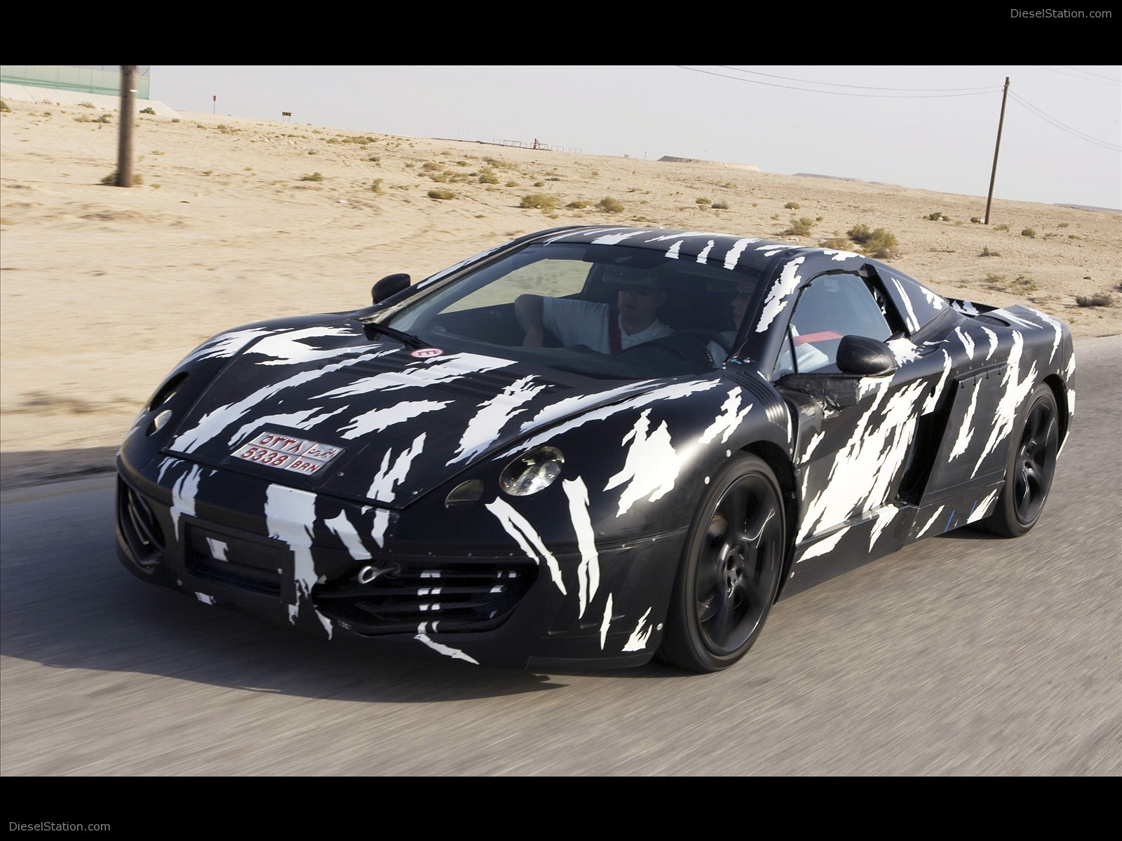 Video Mclaren Mp Xp Exotic Car Wallpapers Of Diesel