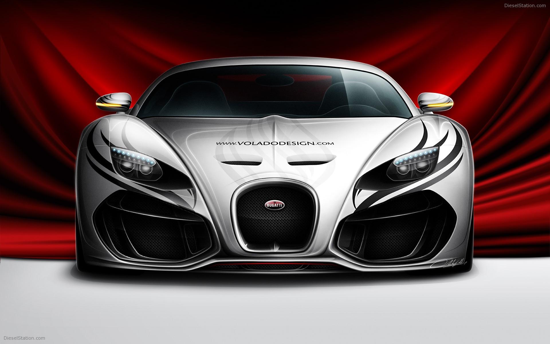 Bugatti Venom Concept by Volado Design