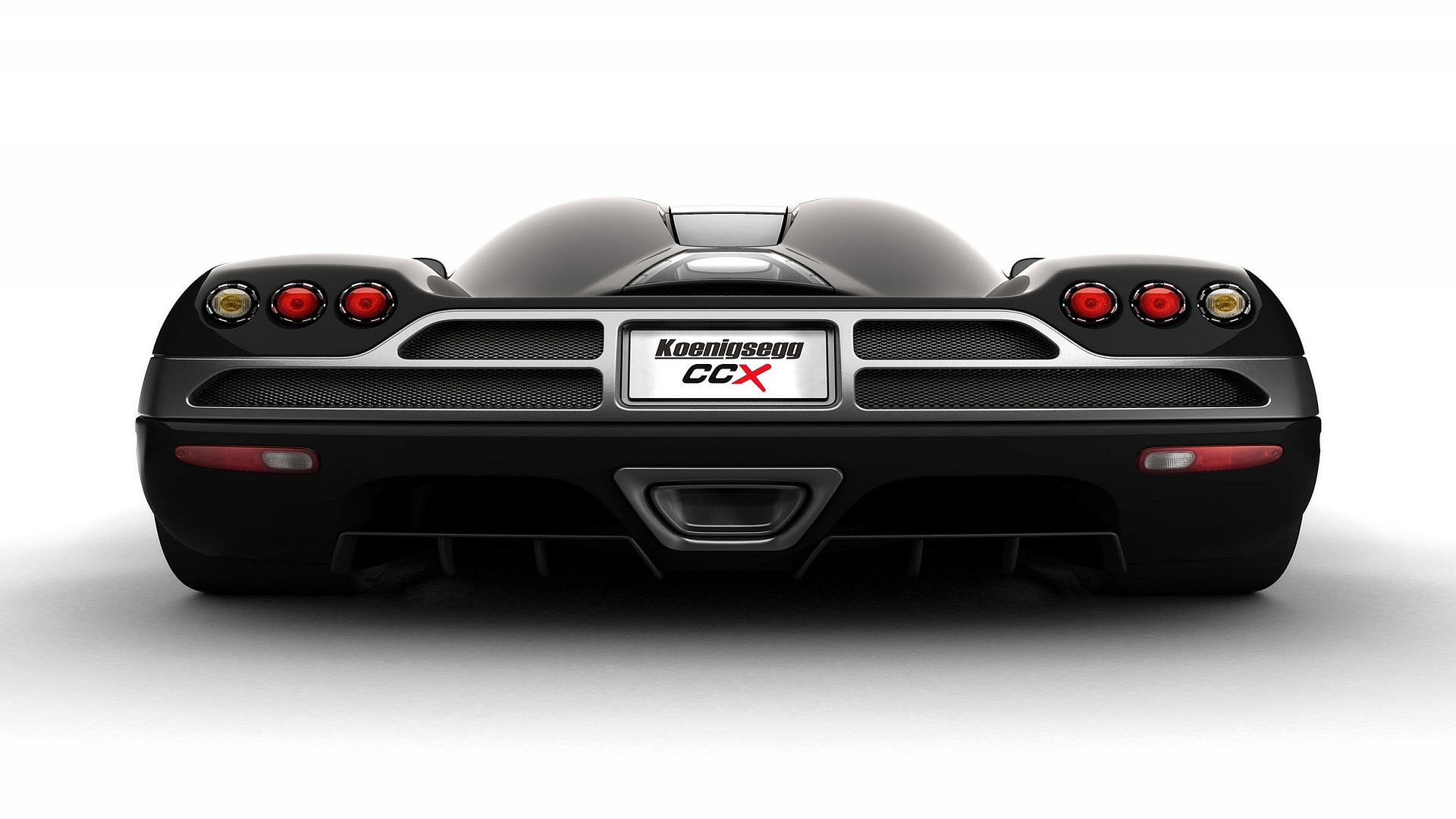 Exotic Car Wallpapers Wallpaper Screensaver 2006 Koenigsegg Ccx Black