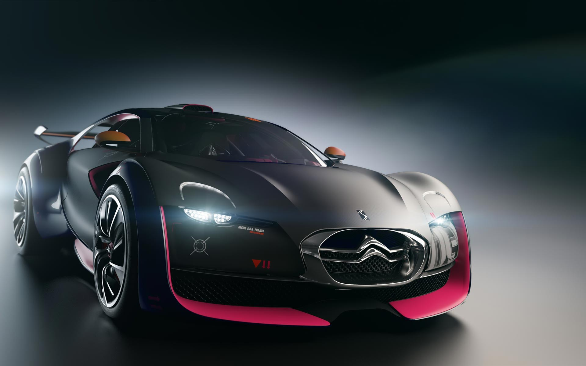Exotic Citroen You are viewing a Cars Wallpaper