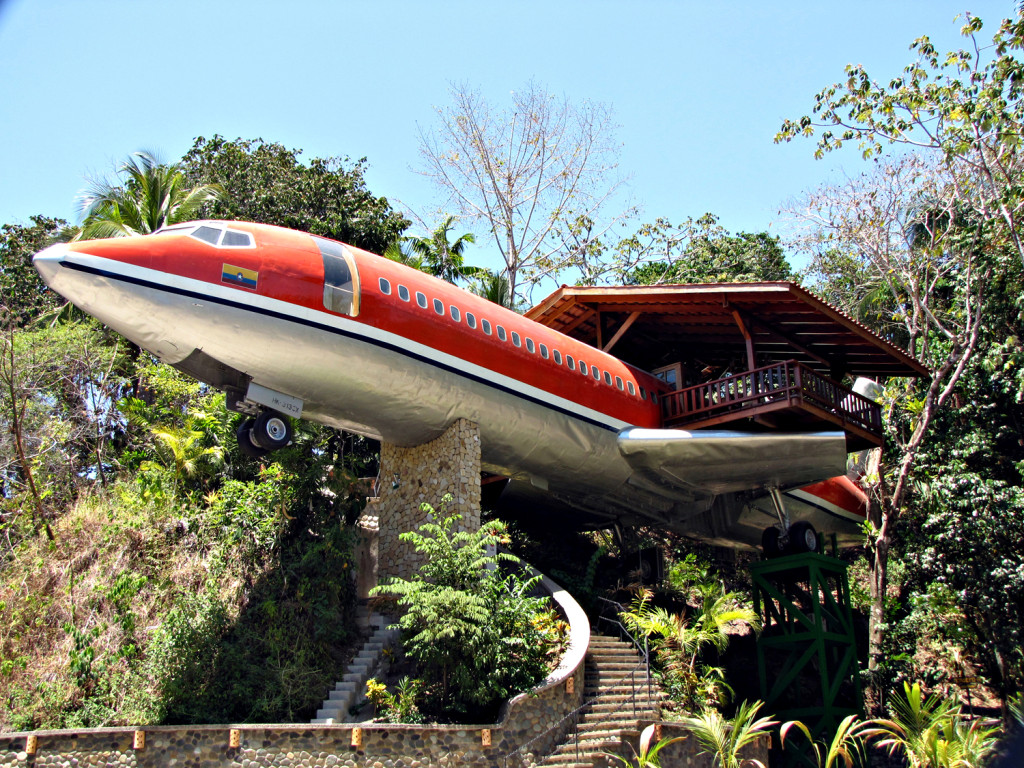 Expensive Airplane Hotels
