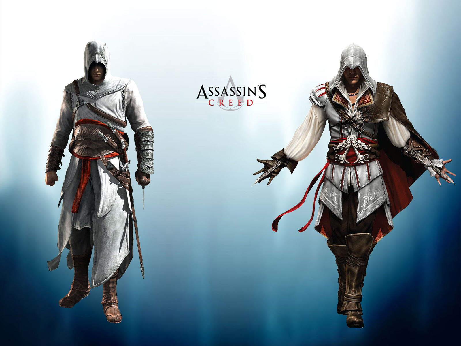 Ezio (Assassins Creed battle)
